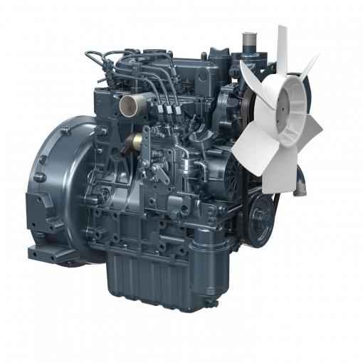 MOTOR DIESEL KUBOTA D1105 25 HP 1100CC