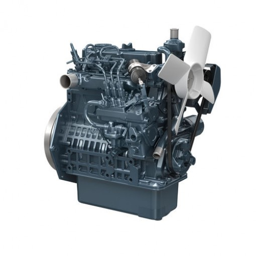 MOTOR DIESEL KUBOTA D902 25 HP 900CC
