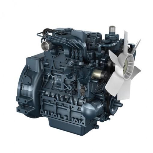 MOTOR DIESEL KUBOTA D1803-M 37HP 1800CC